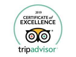 White Water Farm TripAdvisor 2019 Certificate of Excellence